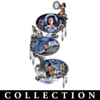 Majestic Spirits Collector Plate Collection