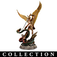Archangels Of The Lord Sculpture Collection