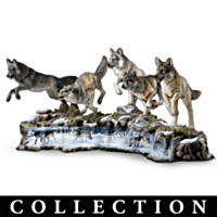 Prophets Of The Pack Figurine Collection