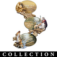 Journey Of Light And Faith Collector Plate Collection