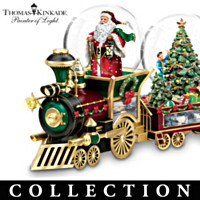 Thomas Kinkade Wonderland Express Train Collection