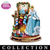 Disney Holiday For A Princess Sculpture Collection