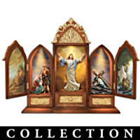 The Life Of Christ Music Box Collection