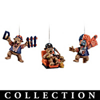 Grreatest Fans Ornament Collection