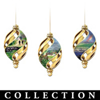 Irish Christmas Blessings Ornament Collection