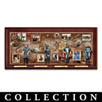 Civil War 150th Anniversary Wall Decor Collection