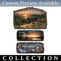 Seasons Of Splendor Welcome Wall Decor Collection