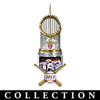 St. Louis Cardinals Ornament Collection