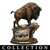 The American Bison Sculpture Collection