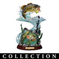 Angler's Glory Sculpture Collection