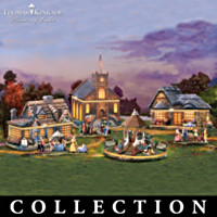 Thomas Kinkade Heartfelt Homes Limoges-Style Box Collection