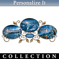 Tranquil River Retreats Collector Plate Collection