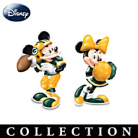 Spice Up The Season Packers Salt & Pepper Shaker Collection