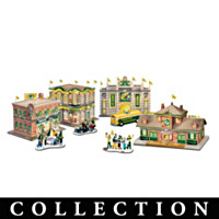 Green Bay Packers Limoges-Style Village Collection