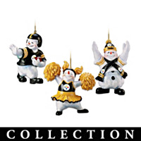 Pittsburgh Steelers Coolest Fans Ornament Collection
