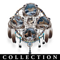 Spirits Of The Wild Dreamcatcher Collection