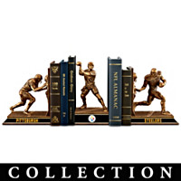 Pittsburgh Steelers Legacy Bookends Collection