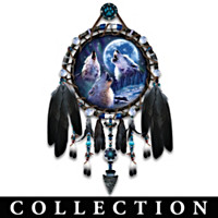 Sacred Spirit Dreamcatcher Collector Plate Collection