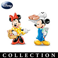 Disney Cookin' Up Summer Salt And Pepper Shaker Collection