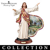 Thomas Kinkade Illuminations Sculpture Collection