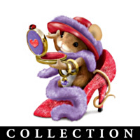 Charming Tails Hats Off To Fun Figurine Collection