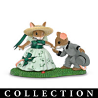Charming Tails Gone With The Wind Figurine Collection