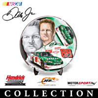 Dale Jr. 2008 New Ride Plate Collection
