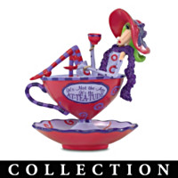 Dolly Mama's Red Hot-Teas Figurine Collection