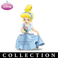 Disney's Princess Of A Granddaughter Figurine Collection