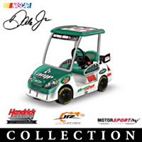 Dale Jr. #88 Golf Cart Figurine Collection