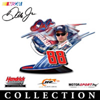Reflections Of Dale Jr. Figurine Collection