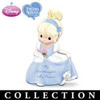 Precious Princess Granddaughter Figurine Collection
