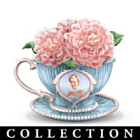 Princess Diana's Royal Tea Figurine Collection