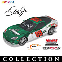Dale Jr. Need For Speed Corvette Sculpture Collection