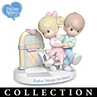 Precious Moments Fabulous Fifties Figurine Collection