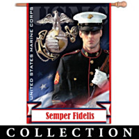 USMC Esprit De Corps Flag Collection