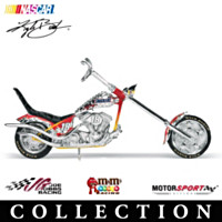 Kyle Busch Motorcycle Figurine Collection