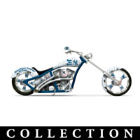 New York Yankees Motorcycle Figurine Collection