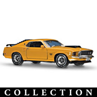 Legendary Ford Diecast Car Collection