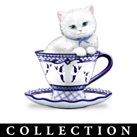 Poised To Purr-fection Figurine Collection