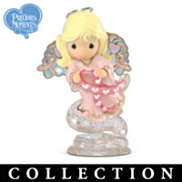 Heavenly Messengers Of Hope Figurine Collection
