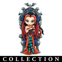 Royal Vampire Maidens Figurine Collection