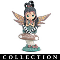Magical Garden Fairies Sculpture Collection