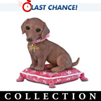 Dachshunds For The Cause Figurine Collection