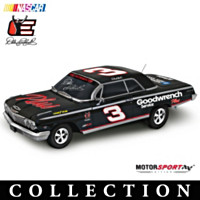 Dale Earnhardt Classic Chevy Sculpture Collection