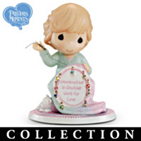 A Grandmother Is Another Word For Love Figurine Collection