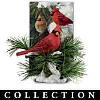Hautman's American Songbirds Figurine Collection