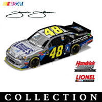 Jimmie Johnson Elite Paint Schemes Diecast Car Collection