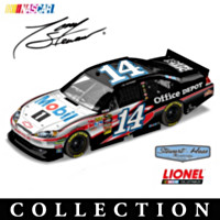 Tony Stewart No. 14 Paint Scheme Diecast Car Collection