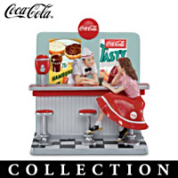 Coca-Cola Diner Figurine Collection